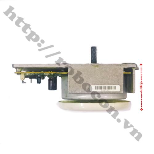 PKK864 động cơ brushless DC không chổi than 24V 5.8A 47.7W DR-8738-115A