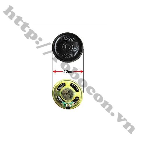 LOA13 Loa 8 Ohm 0.5W 40mm