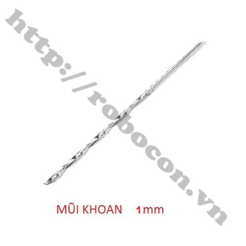 PKK198 MŨI KHOAN 0,9mm