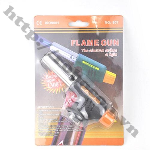 PKK111 Đầu Khò Ga Flame Gun 915 Chính hãng