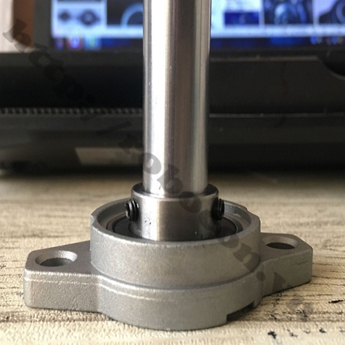 Gối Đỡ Vòng Bi Dạng Trục Ngang FL005-25mm