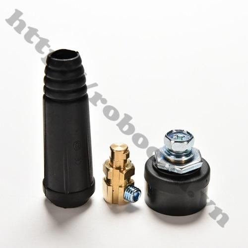 Khớp nối hàn DKJ10-25 đen