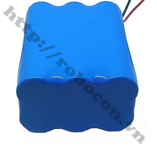 CBM132 Pin Sạc Lithium 3S 2P 18650 11.1V-12.6V 2500mah