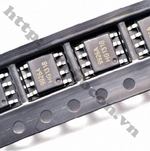 MO23 Mosfet 9926 SOP-8 20V 6.5A Kênh N SMD
