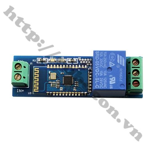 MDL115 Module Relay điều khiển từ xa qua Bluetooth