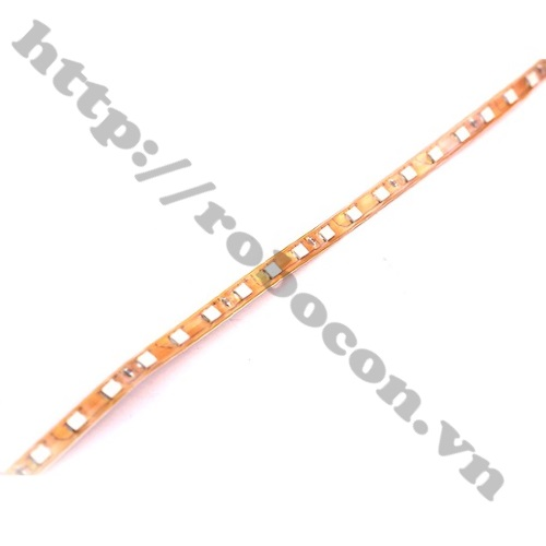 LED133 Dây Led Dán Xe Máy, Ô tô Màu Đỏ Nháy Đuổi 12V-50CM