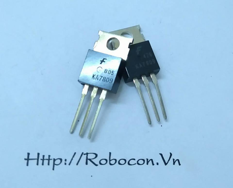 IC ổn áp KA7809