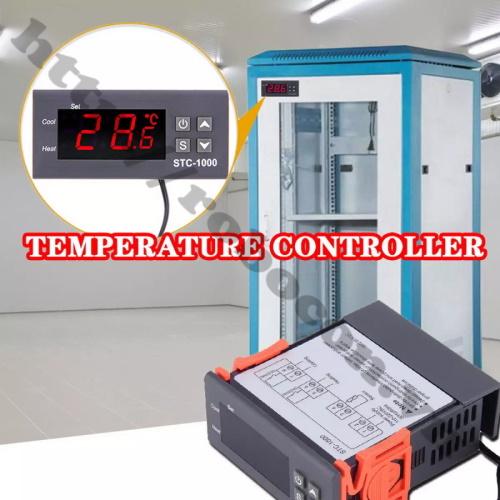 bộ điều khiển nhiệt độ kho lạnh