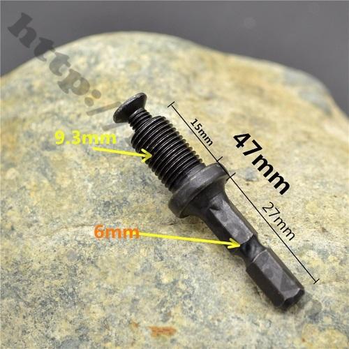 Đầu Chuyển Bắt Vít Thành Khoan 10mm