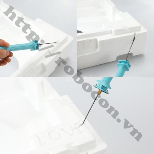 Bút nhiệt cắt xốp cầm tay mini 103mm