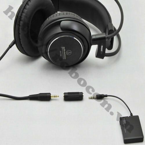 PKAT101 Đầu Nối Jack Audio 3.5mm 2 Đầu Cái