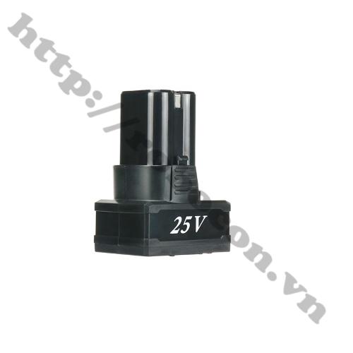Vỏ Pin Máy Khoan 25V 6S