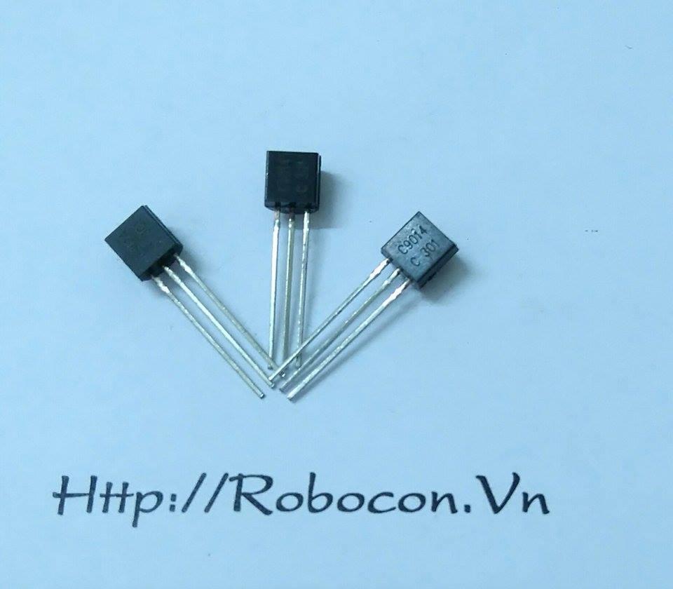 Transistor C9014