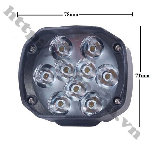 ĐÈN LED TRỢ SÁNG L5 9 LED