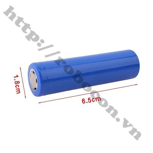 PPKP49 Pin Sạc Lithium 18650 - 3.7V 1200mAh