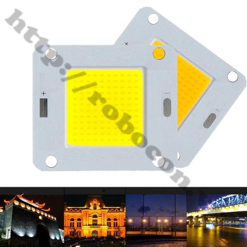 LED147 Đèn Led COB 3.7V 30W 60P Trắng Sáng