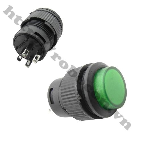 Nút Nhấn Nhả Có Đèn R16-503BD