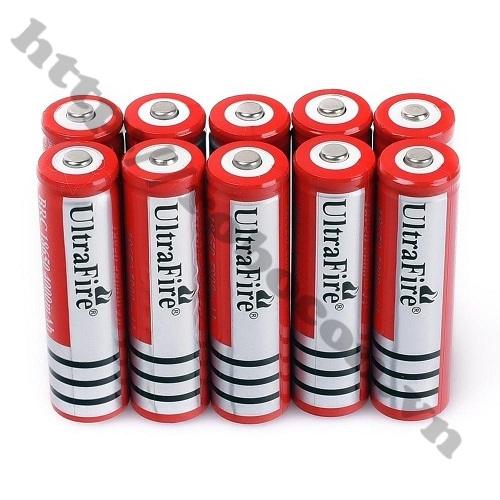 LKRB95 Pin Sạc 3.7v Li-Ion Ultrafire 18650-5800mah