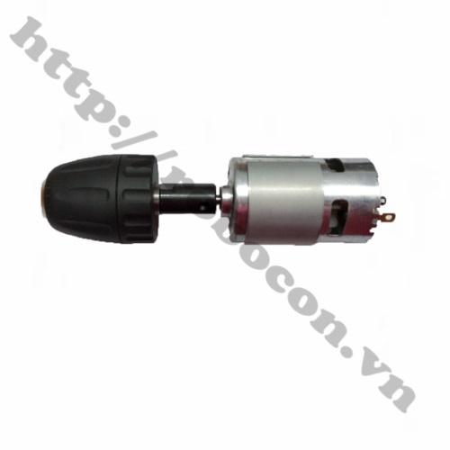 CBM53 Bộ Đầu Kẹp Mũi Khoan 0.8-10mm Cho Động Cơ 775-Trục 5mm
