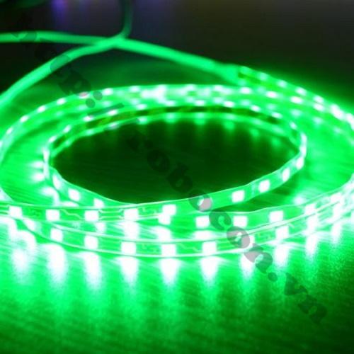 LED134 Led Dây Trang Trí Ô Tô, Xe Máy 12V 50CM Xanh Lá