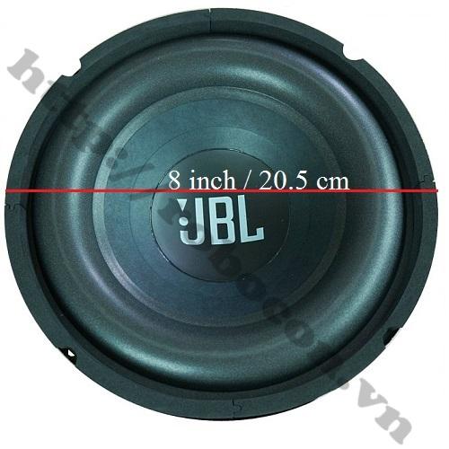 LOA10 Loa JBL Subwoofer Siêu Trầm 8inch 4 Ohm-200W