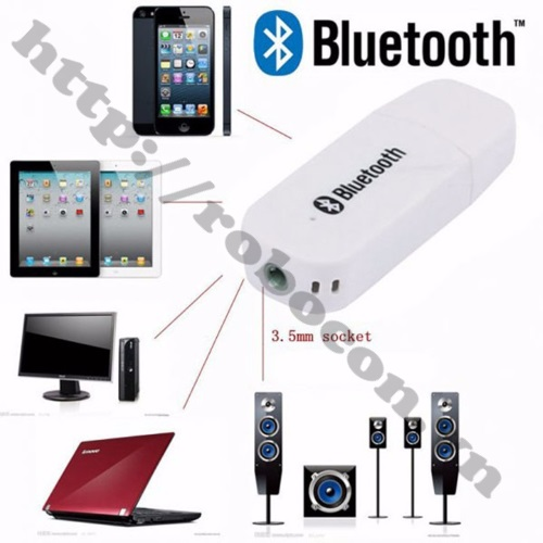 USB Bluetooth Audio H-163