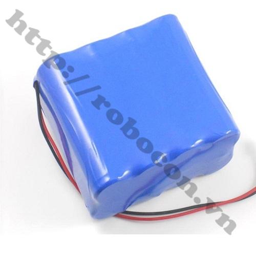 Màng Co Nhiệt PVC Cách Điện Bọc Cell Pin 18650- 95mm sử dụng bọc cell pin