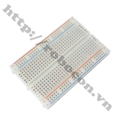 PCB17 Board Test 400 Lỗ 8.5X5.5cm