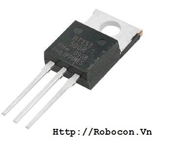 Thyristor BT151 - 500R