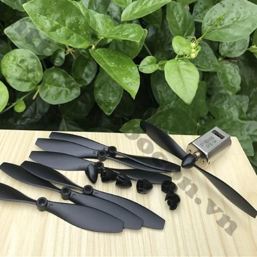 Cánh Quạt Thuận Nghịch 108mm Trục 2mm sử dụng cho động cơ 180