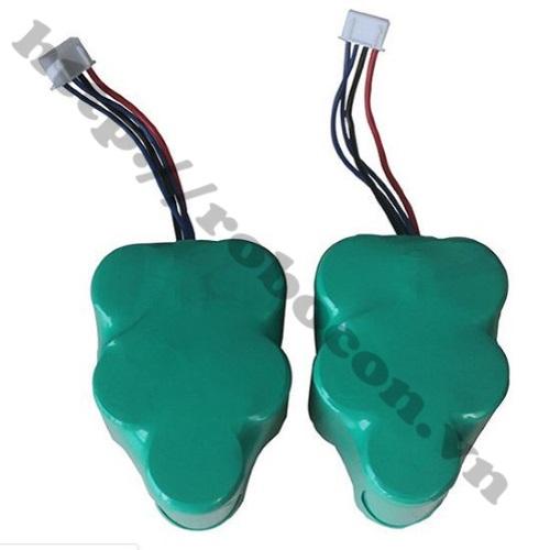 Pin Sạc Ni-CD SC 1800mAh 1.2V đóng thành pack pin sử dụng cho các loại robot, thiết bị y tế,...