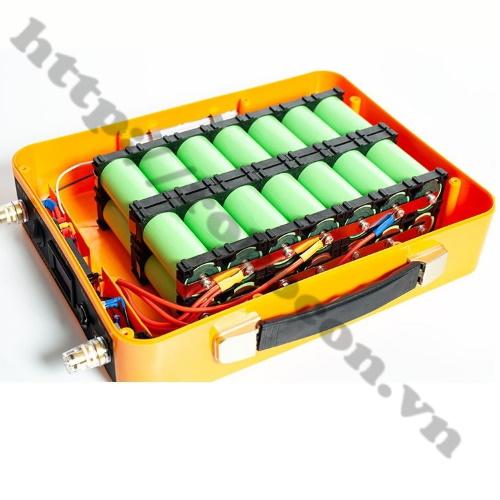 PKK819 Vỏ Ắc Quy – Hộp Đựng Pin Lithium Lifepo4 12V, 24V, 48V