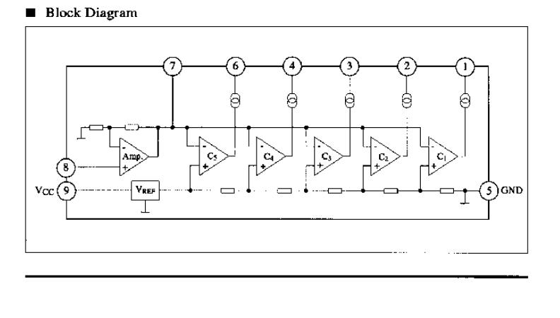 Sơ đồ cấu tạo AN6884