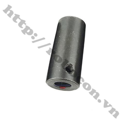 PKK538 Đầu Nối B16 Nối Trục 6mm Với Đầu Kẹp Mang Ranh 1.5-13mm