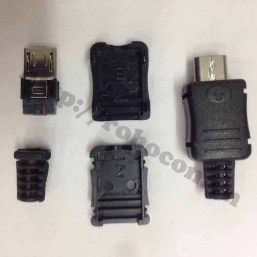 CO53 Đầu Jack Micro USB Đực