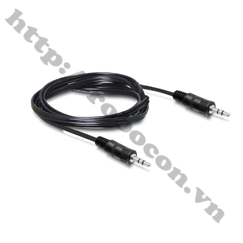 Cáp Nối Dài Audio 2 Đầu Dương  3.5mm