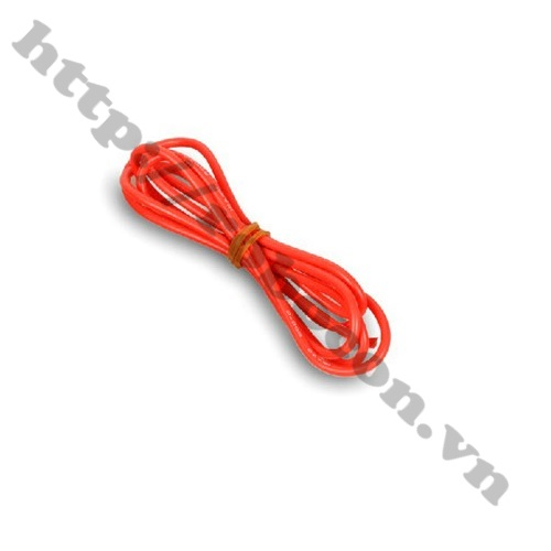 Dây Điện Silicone Đỏ 16AWG