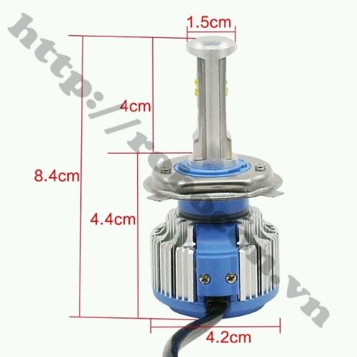 LED107 Đèn Pha Led Turbo T1 40W