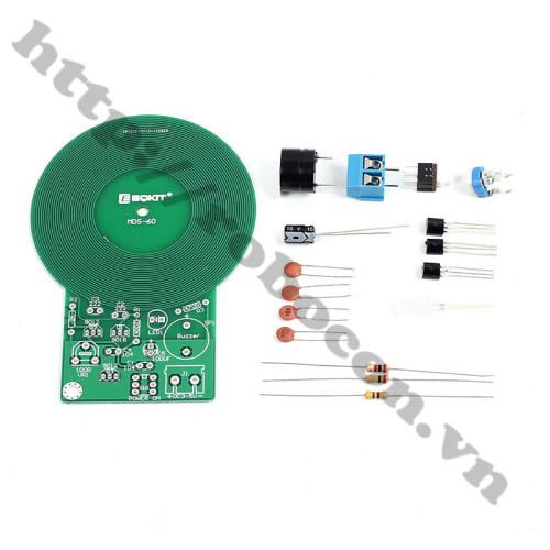 MDL186 Module PCB Dò Kim Loại DIY (Tự Ráp)