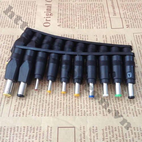 CO136 Bộ Chuyển Đổi Từ Jack DC 5.5x2.1mm Sang 10 Đầu Jack DC