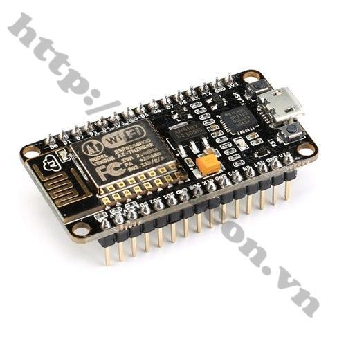 MDL299 MODULE RF THU PHÁT WIFI ESP8266 NODEMCU LUA V3 CH340