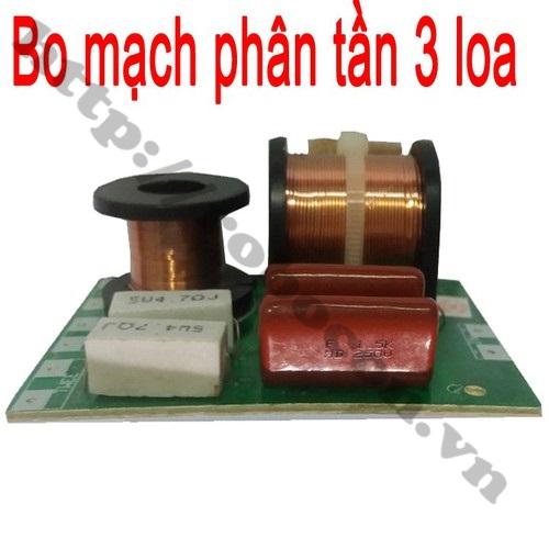 Mạch Phân Tần 3 Loa YL-02B