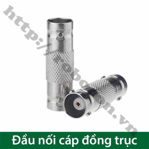 PKAT109 Đầu Nối Cáp Đồng Trục BNC 2 Đầu Âm