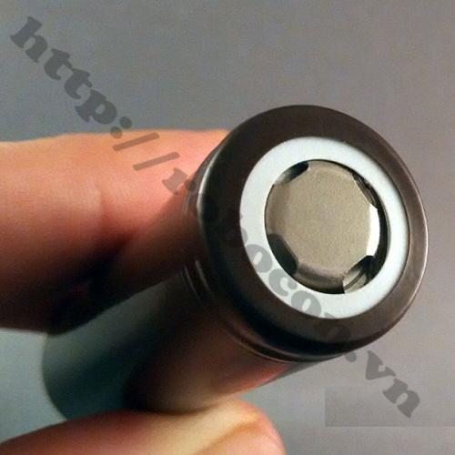 PPKP02 Pin LG Nâu HG2 18650 20A-3000mah