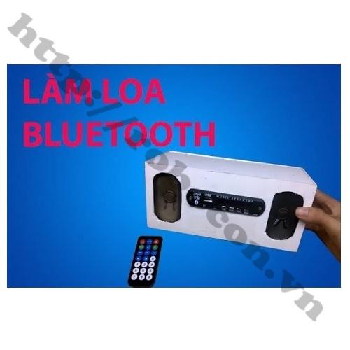 CBM37 Bộ Combo Chế Loa Bluetooth V2