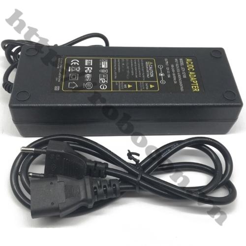 Adapter 12V 10A Kèm Dây Nguồn
