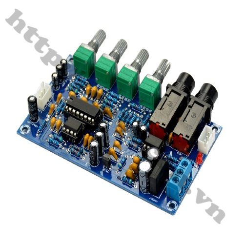 MDL194 Mạch Echo Khuếch Đại Micro Karaoke XH-M173