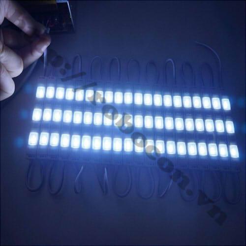 LED97 Dây Led Hắt Thanh 3 Bóng Ánh Sáng Trắng
