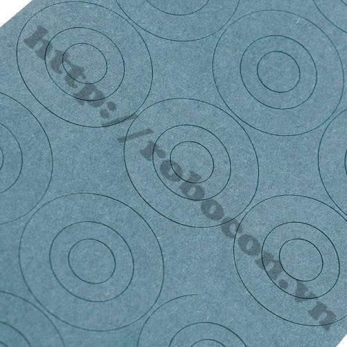 PPKP165 Miếng Dán 1 Cell Bảo Vệ Cực Dương Pin 32650 Pin 18650