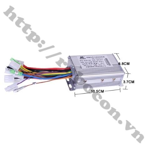 Bộ Điều Khiển Đa Năng Xe Điện 36-48V 350W MJK6418X-06